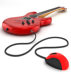 Guitar & Music Package
