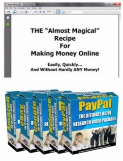 Magical Way To Online Profits