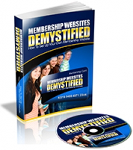 Membership Websites Demystified