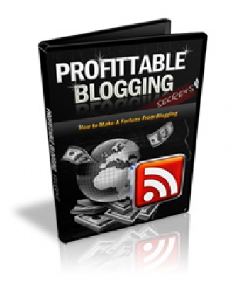 Profitable Blogging Secrets
