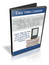 Publish On Amazon's Kindle Platform