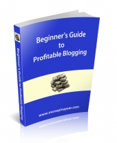 Beginner's Guide To Profitable Blogging