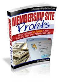 Membership Site Profits