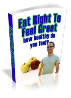 Eat Right To Feel Great