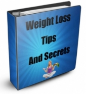 Weight Loss Tips And Secrets